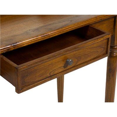 Mesa despacho cor nogueira