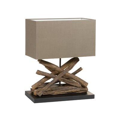 Lampe de table de coffre