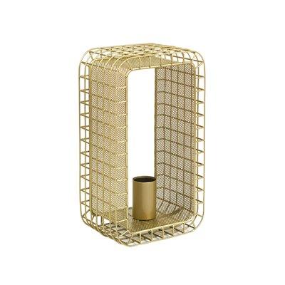 Lampe de table en métal
