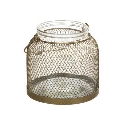 Candelabro cristal