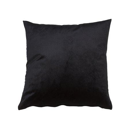Cojín Velvet negro
