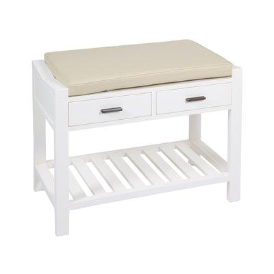 Stuhl mit Speicher + Kissen 80 x 40