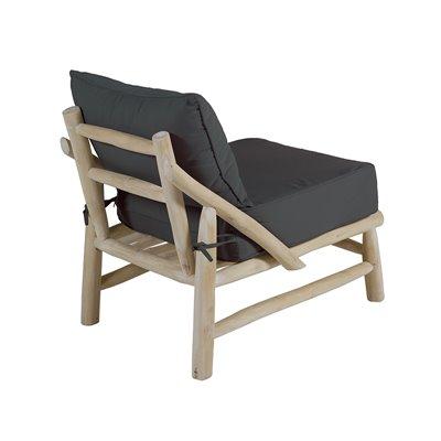 Capri armchair
