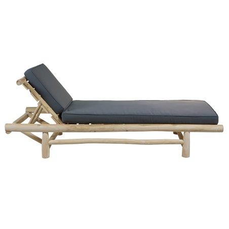 Capri deckchair