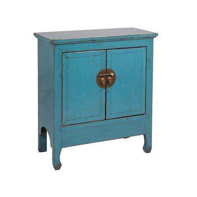 Blue console