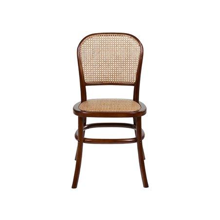 Cadira reixeta redona