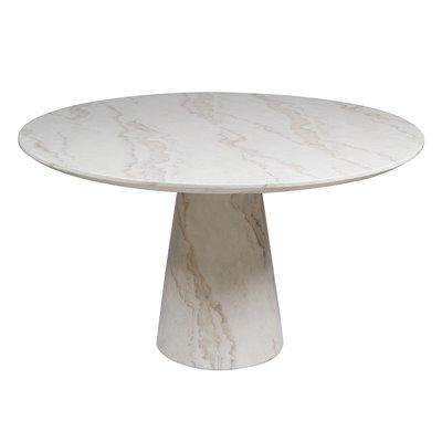 Table à manger ronde Pétales