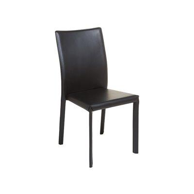 Cadeira de comedor negra
