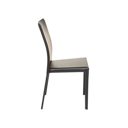 Cadira de menjador negra