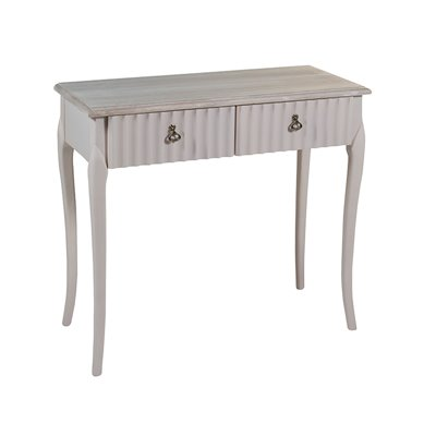 Console with 2 drawers Cora