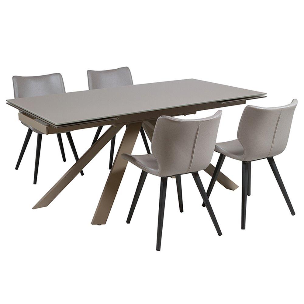 Set De Table Et 4 Chaises