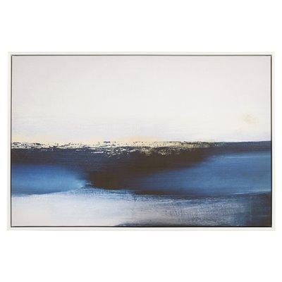 Cadro óleo abstracto