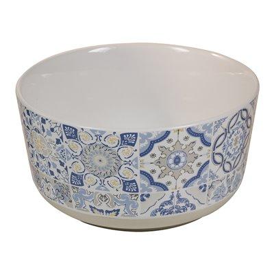 Casadecor blue bowl