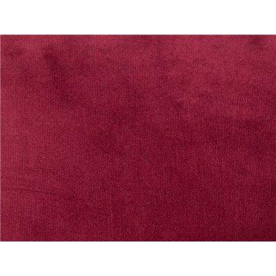 Cojín Velvet burdeos 30x50 cm