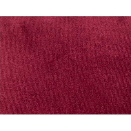 Coixí Velvet burdeos 30x50 cm