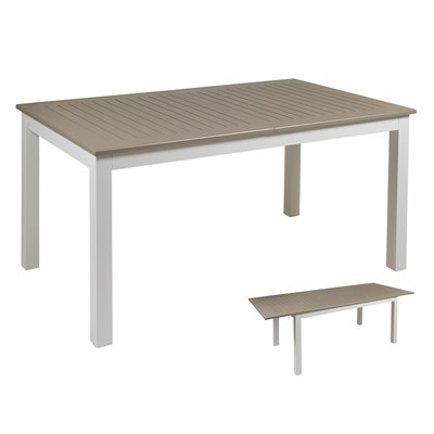 Tavolo da giardino allungabile