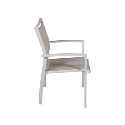 Aluminum garden chair