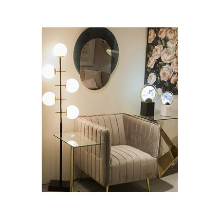 Decorative mirror pink
