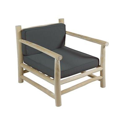 Cadeira de brazos Capri