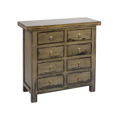 Commode orientale naturelle