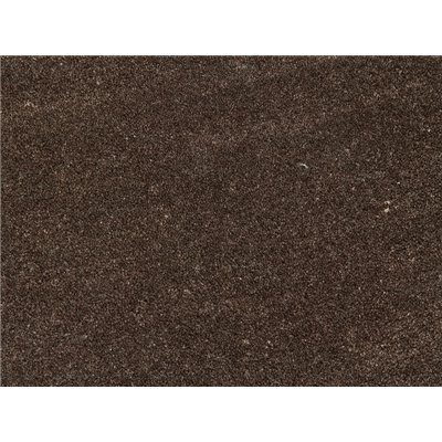 Alfombra guijarro marrón