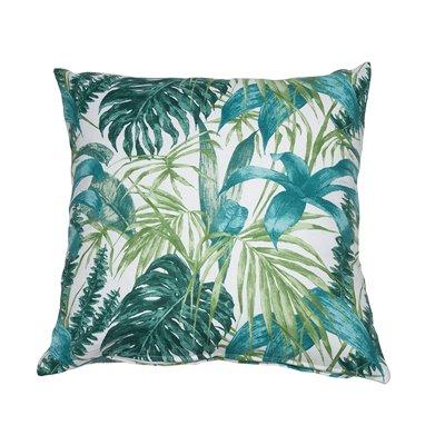Adan green cushion 60x60 cm