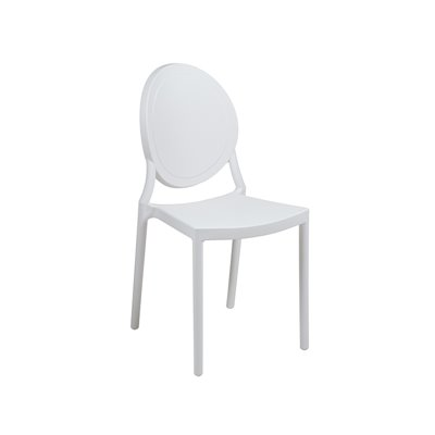 White Beauty Chair