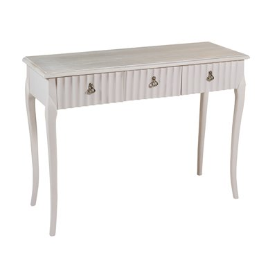 Console with 3 drawers Cora