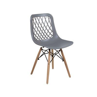 Gray Nest Chair