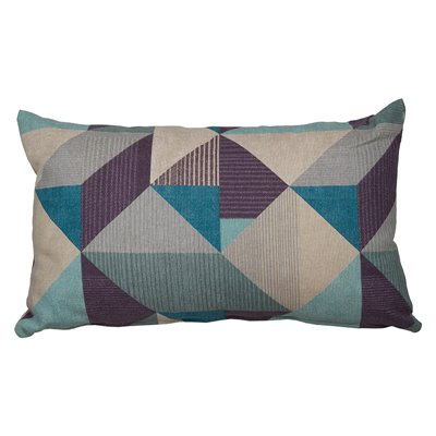 Coordinated Mississippi cushion Blue 30x50 cm