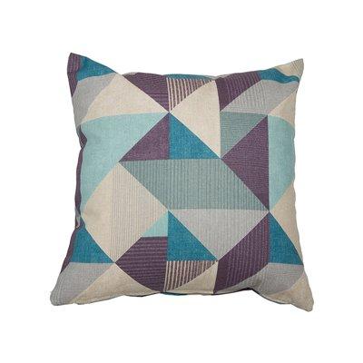 Coordinated Mississippi cushion Blue 60x60 cm