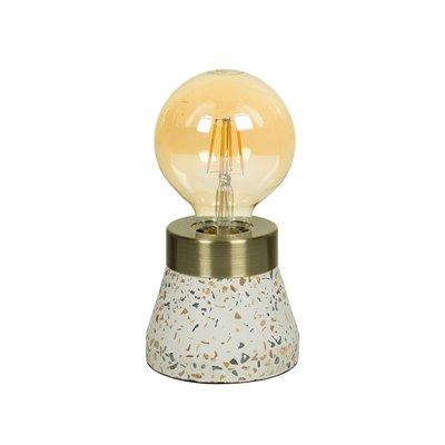 Lámpada de mesa Edison