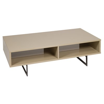 Moka coffee table liv grey
