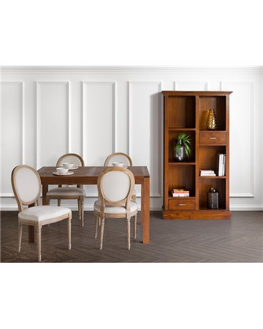 Mesa comedor extensible Forest