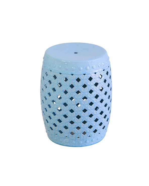 Ceramic side table