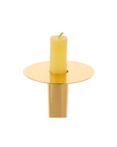 Candélabre d'or