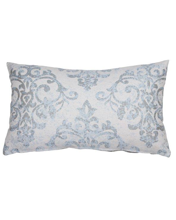 Amanda blue Cushion 30x50 cm