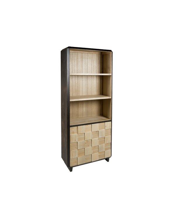 Garbi industrial stylel shelving 79x39x189 cm