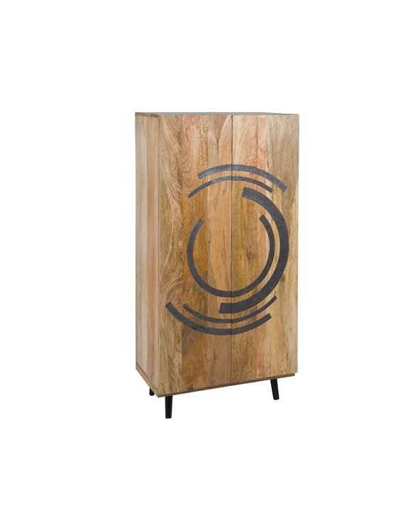 Retro Orbit sideboard