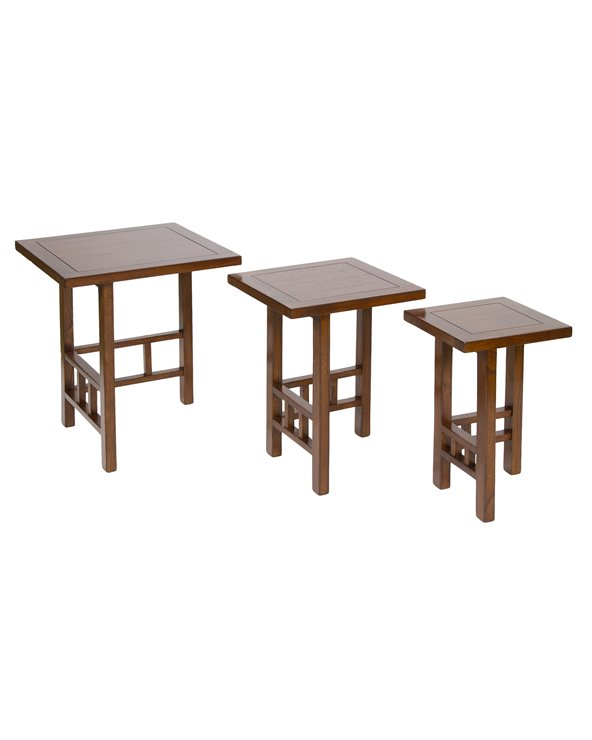 Nest Table set of 3
