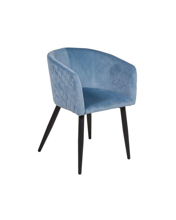 Cadeira Pad azul