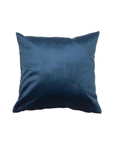 Cojín Velvet marino 45x45 cm