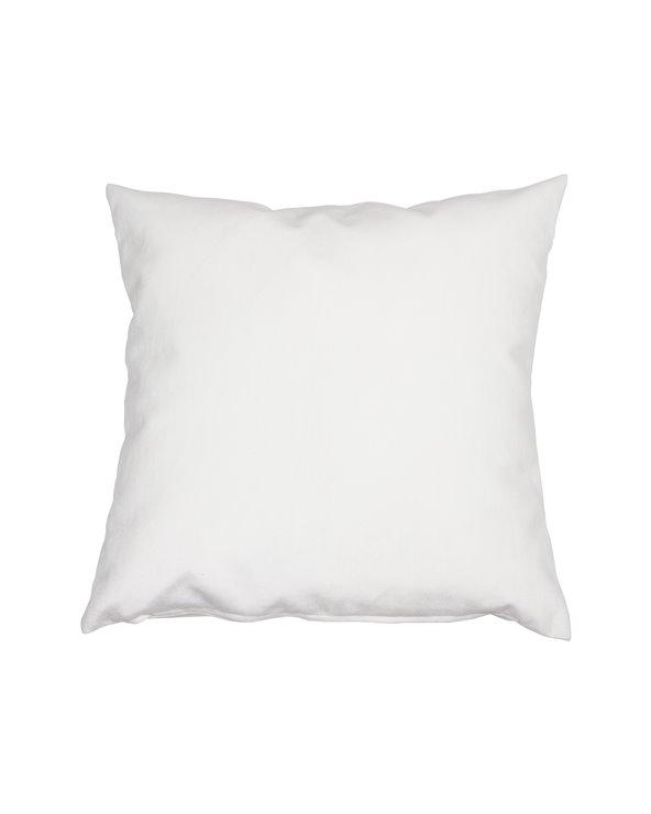Coussin Velours Blanc