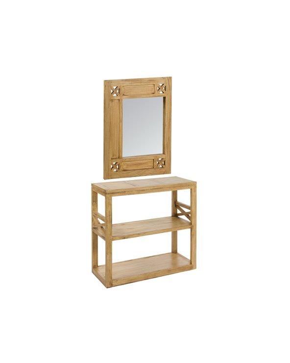 Hall with mirror IOS