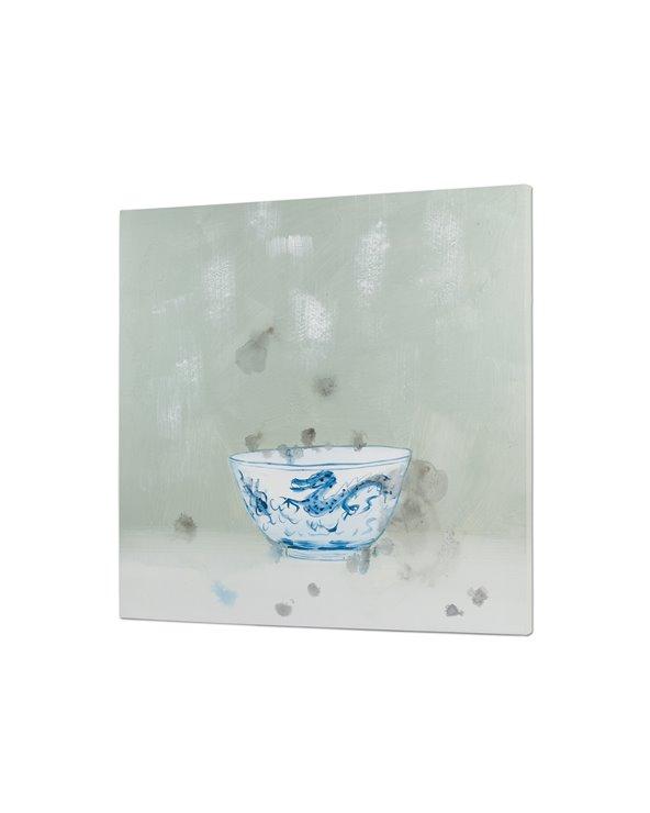 Blue bowl picture