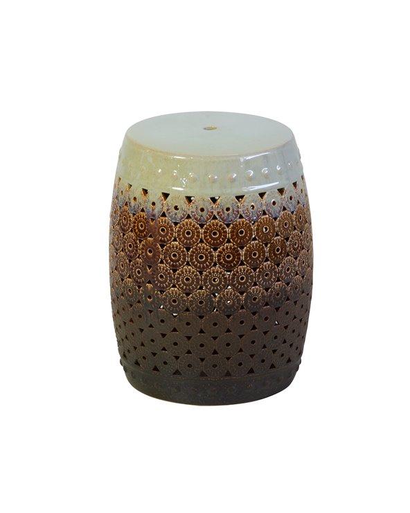 Mesa auxiliar cerámica