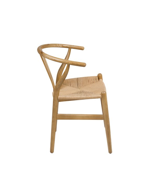 Elm chair natural