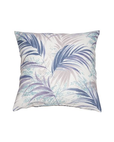 Blue Macapa cushion 45x45 cm