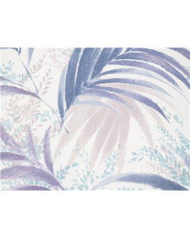 Cojín Macapa azul 45x45 cm