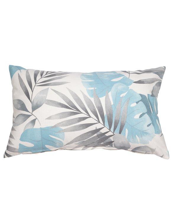 Aqua Bohemian cushion 30x50 cm